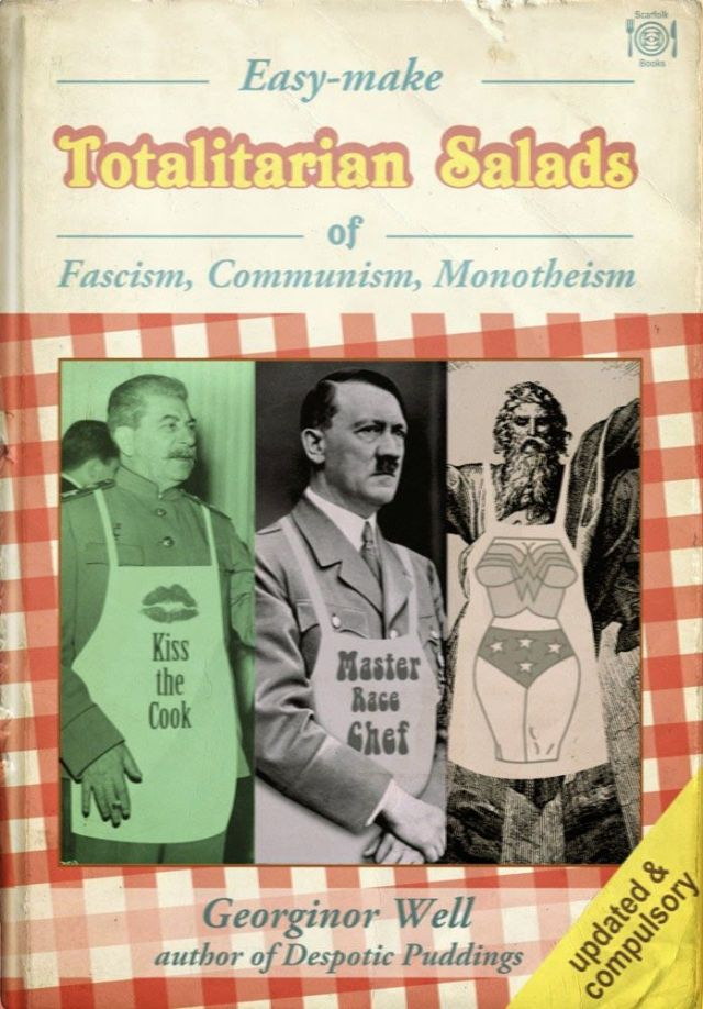 The Enriching Properties of Totalitarian Salads