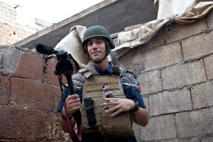 James Foley. Picture from FreeJamesFoley.org