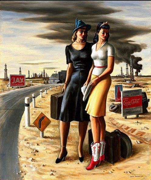 oilfieldgirls